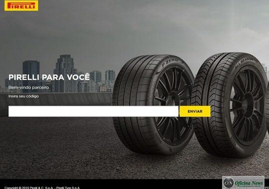 """Pirelli lança promoção """"Segurança para poder seguir viagem"""""""