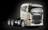 Scania apresenta novidades para Linha V8