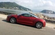 Peugeot RCZ: esportividade com 165 cv