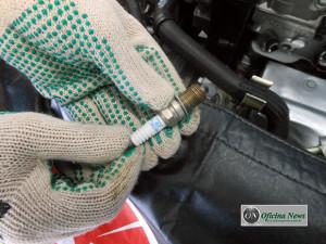 Troca de velas do Volkswagen Voyage