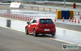 Bosch mostra vantagens da frenagem com sistema ABS