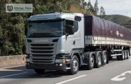 Scania lança cavalo mecânico rodoviário 8x2