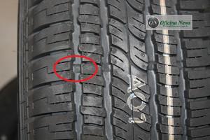 TWI: indica o desgaste do pneu