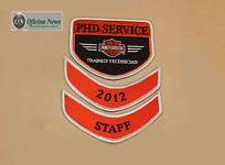 Primeiro grau de treinamento da Harley Davidson