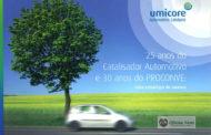 Umicore comemora 25 anos com lançamento de livro