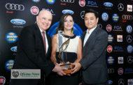 Volkswagen Golf recebe Prêmio de Carro do Ano Abiauto
