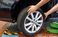 Manutenção dos freios ABS do Volkswagen Passat