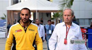 Abiteboul e Vasseur, caminhos diferentes na Renault (Foto Renault)