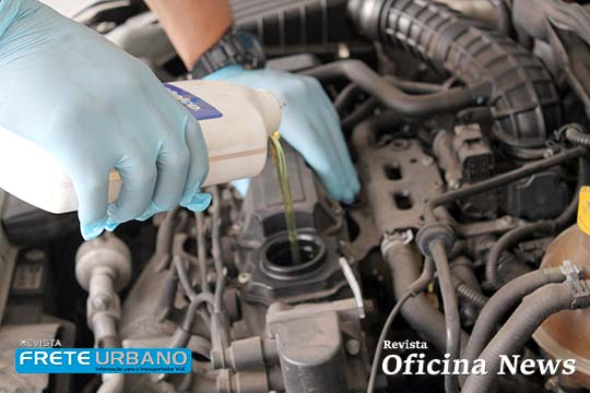 A importância do lubrificante para a saúde do motor
