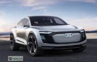 Audi mostra no Salão de Xangai o conceito e-tron Sportback