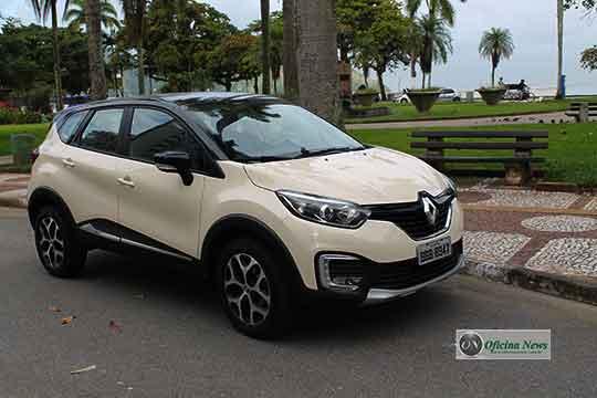 Renault Captur: um SUV com charme e mecânica robusta