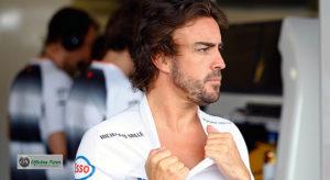 Alonso é protagonista em roteiro digno de dramalhão mexicano (McLaren)
