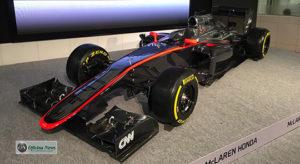 Em 2015 a Honda e McLaren apostaram em nova parceria, hoje prestes a acabar (McLaren)
