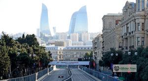 Baku o campeonato esquentou e dividiu os torcedores de Hamilton e Vettel (Ferrari)