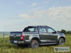 Chevrolet apresenta as demais configurações da picape S10