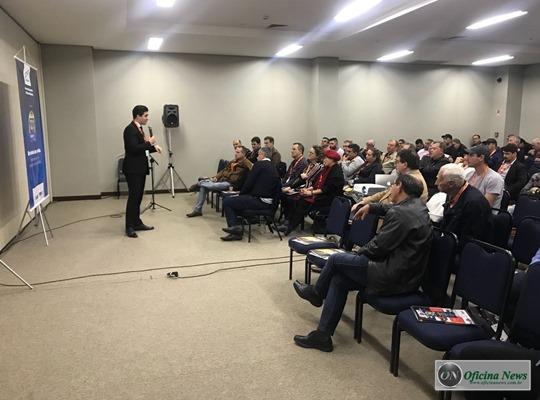 Conarem promove palestras gratuitas em mais de 21 cidades
