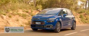 Citroën C4 Picasso: motor THP e muito conforto