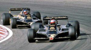 Colin Chapman determinou no início do ano que Andretti seria o campeão e assim foi (Arquivo Pessoal)