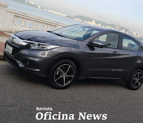 Honda HR-V: compacto e inteligente