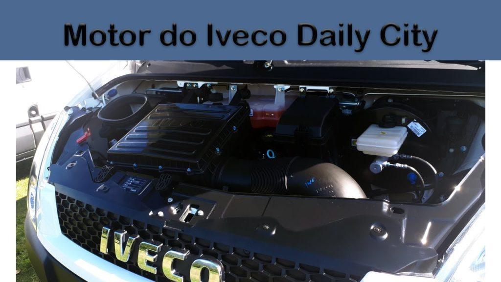 Características do motor do Iveco Daily City