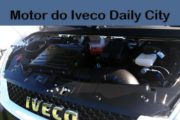 Características do motor do Iveco Daily City