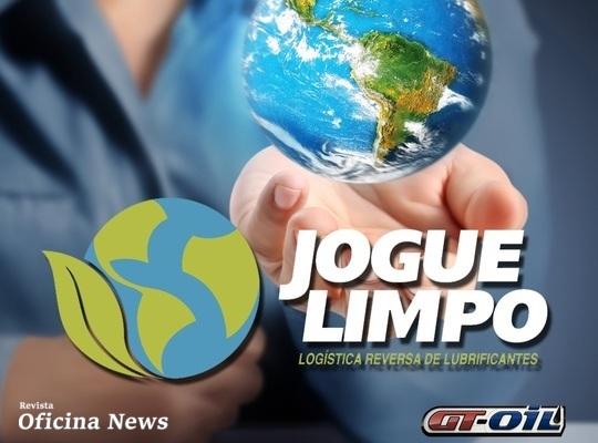 GT-OIL participa do programa Jogue Limpo para reciclagem