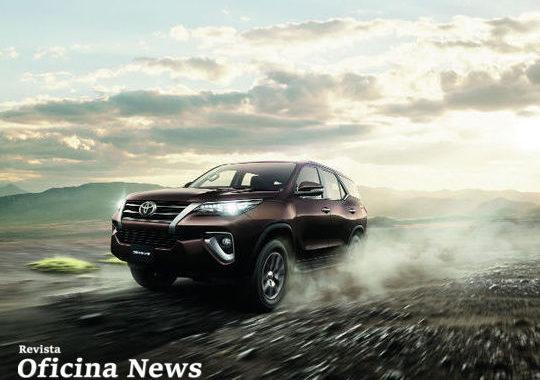 Nova linha 2020 dos modelos Hilux e SW4 chega ao mercado