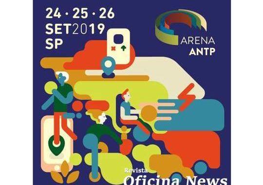 Arena ANTP 2019 promove debate sobre a mobilidade urbana