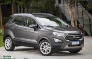 Ford atinge a marca de 500.000 unidades do novo EcoSport