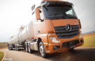 Mercedes-Benz apresenta o novo Actros ao mercado brasileiro