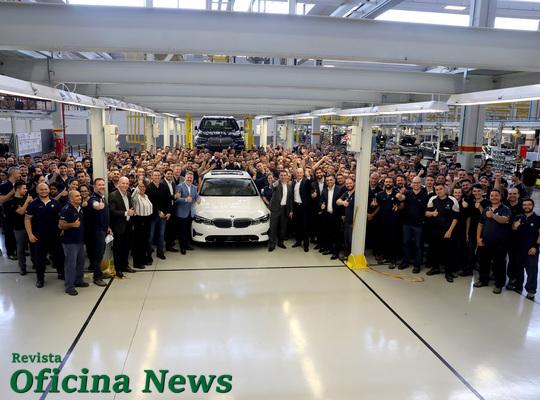 BMW Group celebra os cinco anos de sua fábrica em Araquari