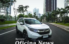 Honda CR-V: ousadia e performance