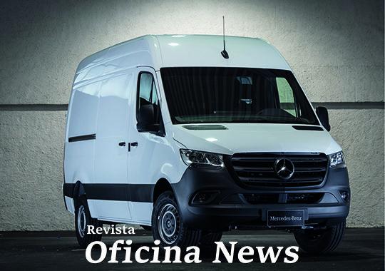 Mercedes-Benz apresenta a Nova Sprinter ao mercado nacional