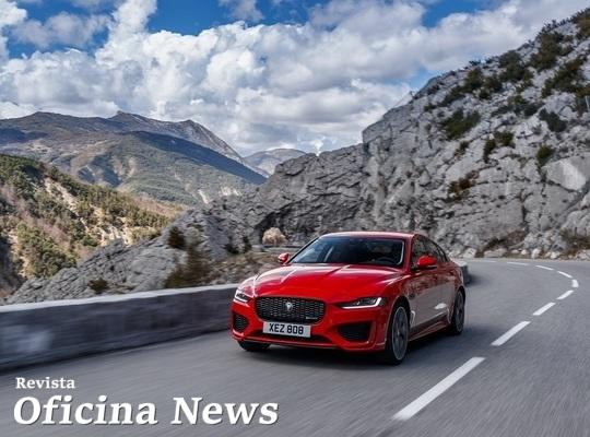 Nova linha do Jaguar XE 2020 chega ao mercado brasileiro