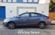 Toyota Yaris sedan: mecânica bem resolvida