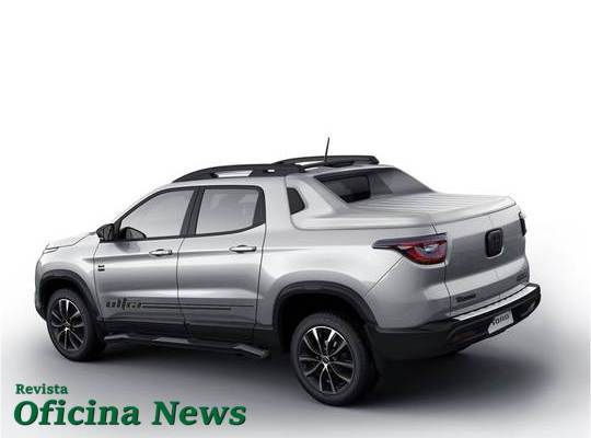 Fiat Toro atinge marca de 200 mil unidades comercializadas