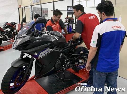 Yamaha inaugura novo Centro de Treinamento em Minas Gerais