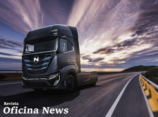Iveco e FPT Industrial apresentam parceria com a Nikola
