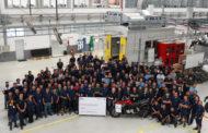 BMW Motorrad celebra marca de 60 mil motocicletas produzidas