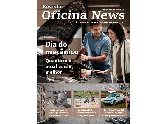Revista Oficina News - Dia do Mecânico