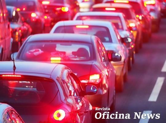 Ford realiza pesquisa para reduzir os congestionamentos
