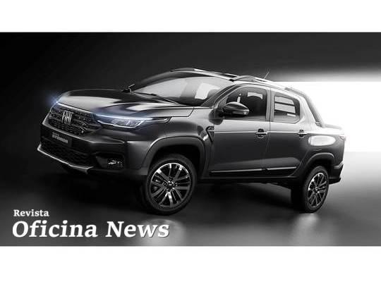 Fiat mostra mais detalhes da Nova Strada