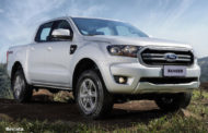 Ford exibe a nova Ranger 2020 na feira Show Rural Coopavel