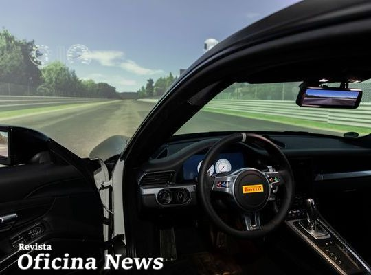 Simulador da Pirelli reduz tempo de desenvolvimento de pneus