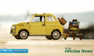 Fiat e Lego apresentam miniatura do modelo Fiat 500F