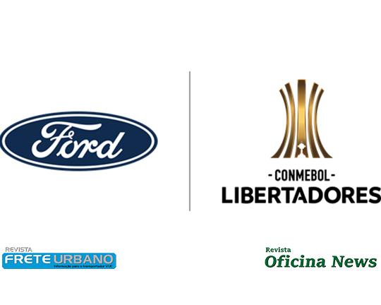 Ford anuncia patrocínio como montadora oficial da Libertadores