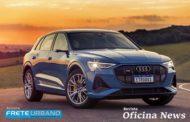 Audi e-tron é o SUV 100% elétrico que chega ao mercado brasileiro