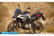 BMW Motorrad alerta para motocicleta parada por muito tempo
