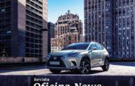 Lexus NX 300h: motor híbrido com muito luxo