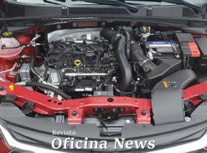 Chevrolet Onix: motor turbo e conectividade